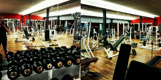 Tabata Training nummer 7: hotelkamer workout