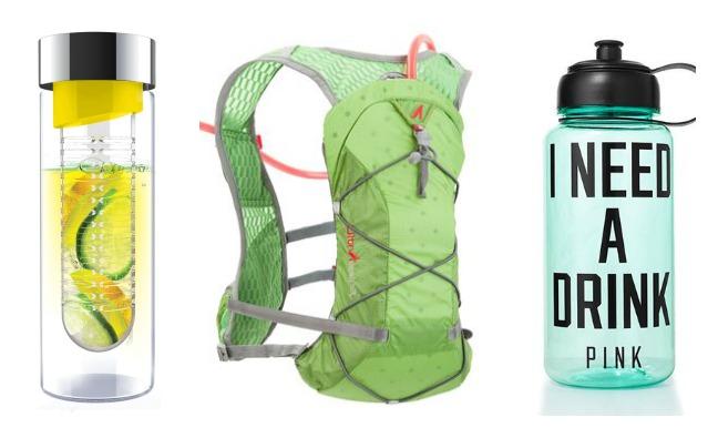 Wat is beste manier om water mee te nemen tijdens het hardlopen?