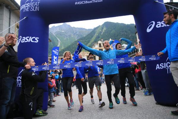 Marathon Motivatie: Beat the sun 2016