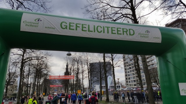 Raceverslag: Midwinter Marathon Apeldoorn
