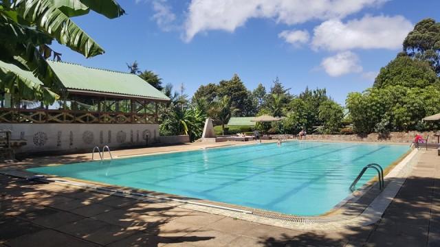 Update uit Kenia: High Altitude Training Centre