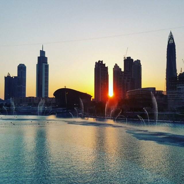 Running Tourist: 5 dagen Dubai (vervolg)