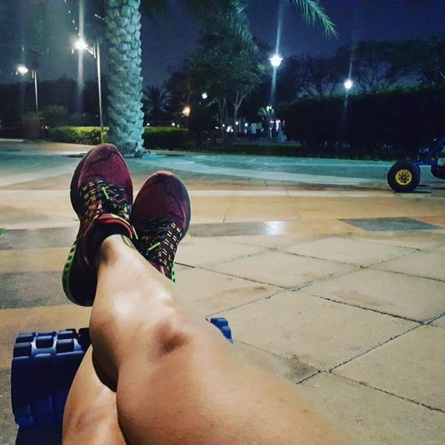 Running Tourist: 5 dagen Dubai
