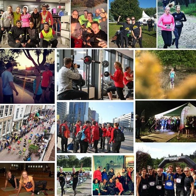 Run-way Girls: Together we run