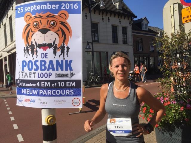 Raceverslag: Posbankloop