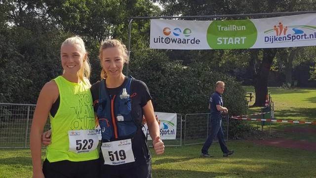 Race Verslag: Dijkenloop Trailrun
