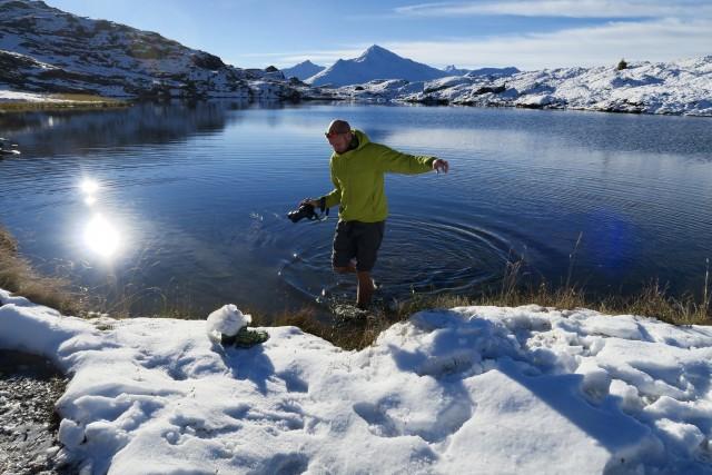 48 hour Challenge: dag 2 Le Lac Blanc