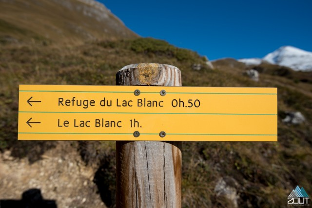 48 hour Challenge: dag 2 Le Lac Blanc48 hour Challenge: dag 2 Le Lac Blanc