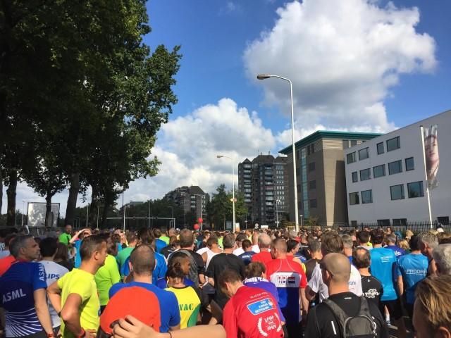Raceverslag: Eindhoven, de drukste