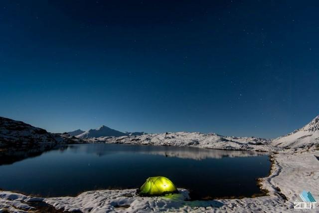 48 Hour Challenge: kamperen in de Alpen